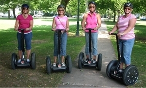 Shoreline Segway